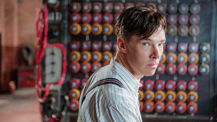 Benedict Cumberbatch interpreta a Alan Turing en la película